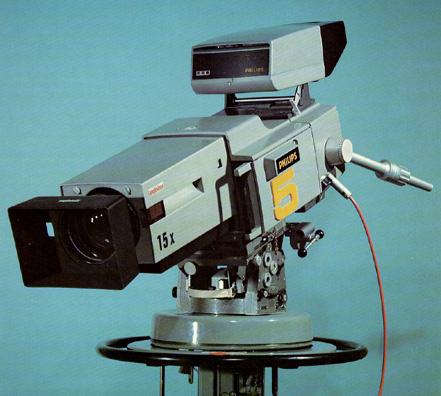 光导管摄像机电路图